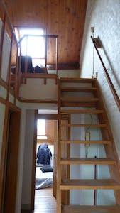 Apartment for rent from 24 Sep 2017  (Avenue Beau-Séjour, Uccle)