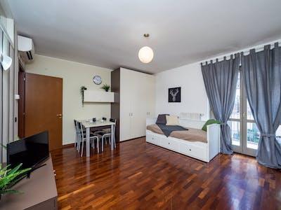 Apartamento de alquiler desde 20 oct. 2018 (Via Paolo Maspero, Milano)