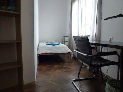 Stanza in affitto a partire dal 01 ott 2017 fino al 31 mag 2018 (Tobačna ulica, Ljubljana)