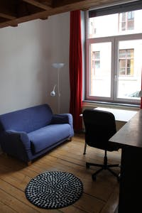 Private room for rent from 01 Sep 2019 (Rue Saint-Gilles, Liège)