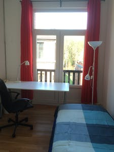 Private room for rent from 23 Feb 2020 (Rue Saint-Gilles, Liège)