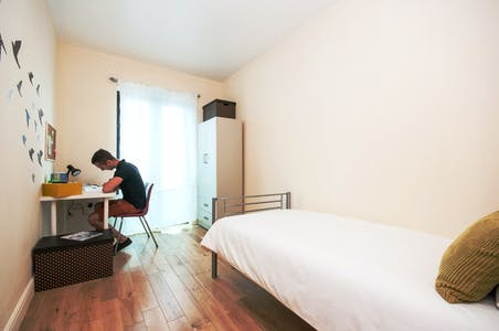 Chambre privée à partir du 23 Sep 2019 (Parmiter Street, London)