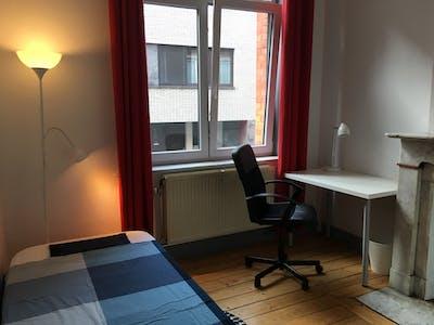 Chambre privée à partir du 01 Sep 2020 (Rue Saint-Gilles, Liège)