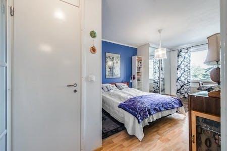 Private room for rent from 23 Dec 2019 (Kastevuorenkuja, Espoo)