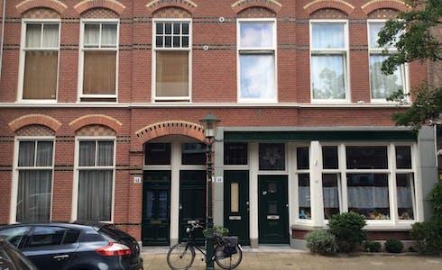 整套公寓租从30 4月 2018 (Nicolaistraat, The Hague)