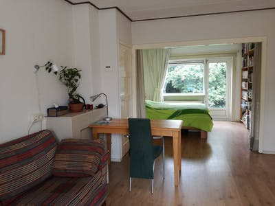 Apartment for rent from 04 Sep 2017 till 30 Jan 2018 (West-Sidelinge, Rotterdam)