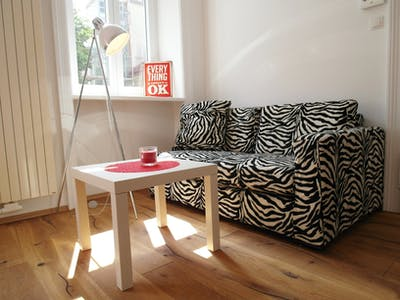 Apartment for rent from 17 Jun 2020 (Schüttelstraße, Vienna)