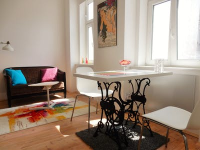 Apartment for rent from 12 Apr 2020 (Stolzenthalergasse, Vienna)