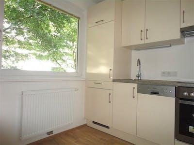 Appartement te huur vanaf 01 aug. 2020 (Vorgartenstraße, Vienna)