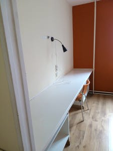 Apartment for rent from 03 Aug 2019 (Rue de la Constitution, Schaerbeek)