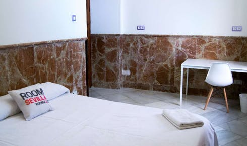 Room for rent from 01 Feb 2019 (Calle Santiago, Sevilla)