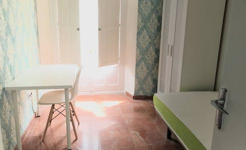 Kamer te huur vanaf 01 jun. 2018 (Calle Santiago, Sevilla)