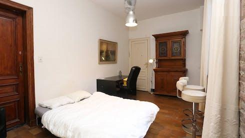 Private room for rent from 02 Jun 2019 (Rue Jenatzy, Schaerbeek)