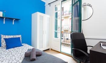 Room for rent from 01 Jan 2018  (Carrer d'Elkano, Barcelona)