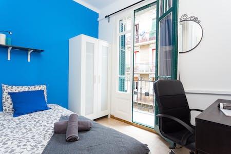 WG-Zimmer zur Miete ab 27 Jan. 2020 (Carrer d'Elkano, Barcelona)