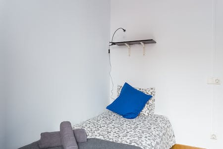 Room for rent from 15 Jul 2019 (Carrer d'Elkano, Barcelona)