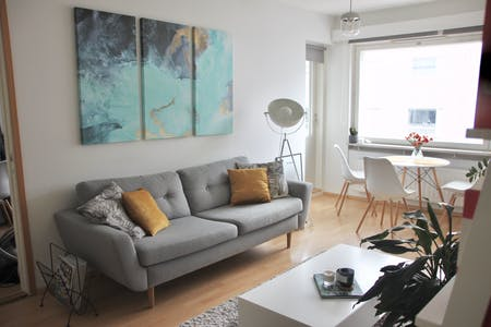 Apartment for rent from 04 Apr 2020 (Porvoonkatu, Helsinki)