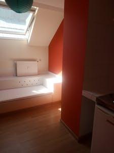 Stanza privata in affitto a partire dal 01 set 2020 (Rue de la Constitution, Schaerbeek)
