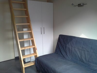 Private room for rent from 02 Feb 2020 (Rue Darchis, Liège)