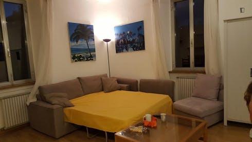 Private room for rent from 01 Jul 2019 (Via Panfilo Castaldi, Milano)