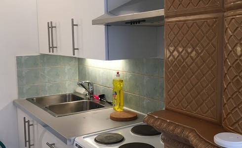 Room for rent from 22 Mar 2018 (Kinaporinkatu, Helsinki)