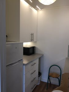 Apartamento para alugar desde 19 jul 2018 (Kinaporinkatu, Helsinki)