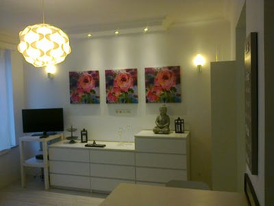 Apartment for rent from 31 Jan 2019 (Rue Bosquet, Saint-Gilles)