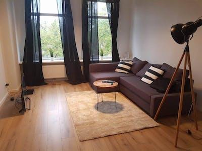 Apartamento para alugar desde 02 set 2019 (Ruilstraat, Rotterdam)