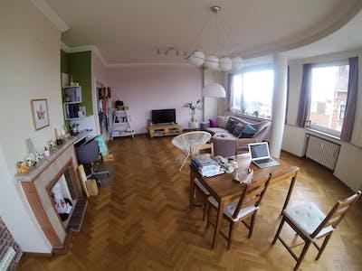 Apartment for rent from 04 Aug 2019 (Chaussée de Louvain, Schaerbeek)
