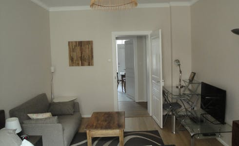 Apartment for rent from 30 Jul 2018 (Rue de l'Aimant, Strasbourg)