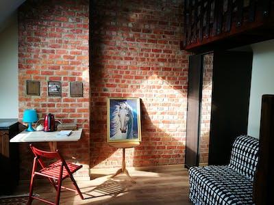 Kamer te huur vanaf 20 feb. 2018 (Avenue Jean de Bologne, Brussels)