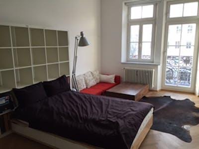 Habitación de alquiler desde 01 ene. 2019 (Leopoldstraße, München)