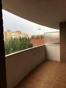 单人间租从20 Oct 2019 (Calle de Antonio Saura, Zaragoza)