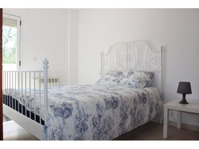 Private room for rent from 01 Jul 2019 (Calle de Antonio Saura, Zaragoza)