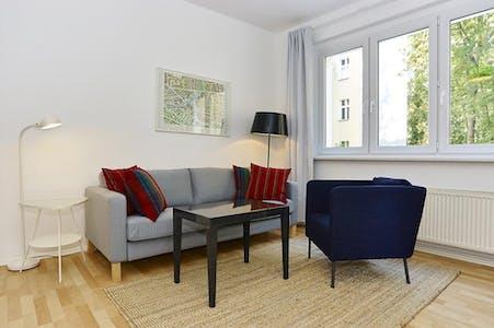 Apartment for rent from 15 Jul 2020 (Krefelder Straße, Berlin)