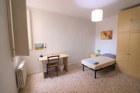 Chambre privée à partir du 31 mars 2020 (Via Guglielmo Marconi, Florence)