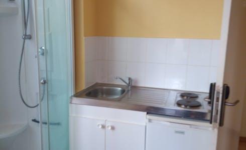 Appartement te huur vanaf 01 jun. 2018 (Rue Traversière, Saint-Josse-ten-Noode)