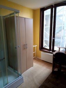 Quarto privado para alugar desde 05 Feb 2020 (Rue Traversière, Saint-Josse-ten-Noode)