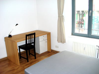 Private room for rent from 01 Jan 2019 (Antoine Dansaertstraat, Brussels)