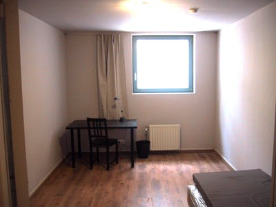 Room for rent from 01 Aug 2018 (Antoine Dansaertstraat, Brussels)