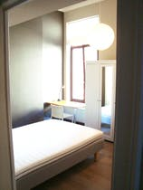 Room for rent from 31 Jan 2019 (T'Kintstraat, Brussels)