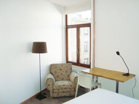 Room for rent from 30 Nov 2018 (T'Kintstraat, Brussels)