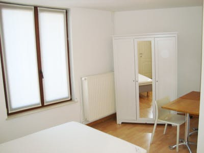 Private room for rent from 31 Jan 2019 (T'Kintstraat, Brussels)