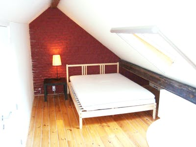 Private room for rent from 31 Jul 2019 (T'Kintstraat, Brussels)