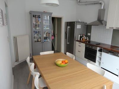 Quarto privado para alugar desde 18 jan 2019 (Rue Stevin, Brussels)