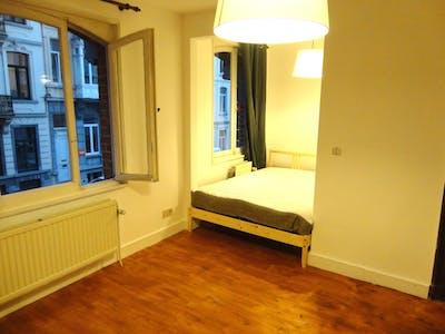 单人间租从01 Mar 2020 (Rue Stevin, Brussels)