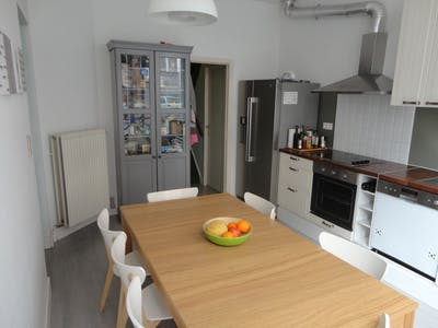 Private room for rent from 17 Aug 2019 (Rue Stevin, Brussels)