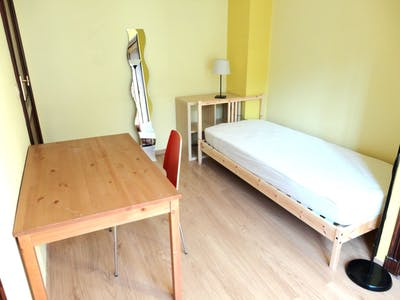 Private room for rent from 30 Sep 2019 (Rue Stevin, Brussels)