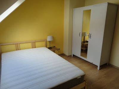 Private room for rent from 31 Mar 2019 (Rue Stevin, Brussels)