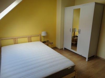 Privé kamer te huur vanaf 31 mrt. 2019 (Rue Stevin, Brussels)